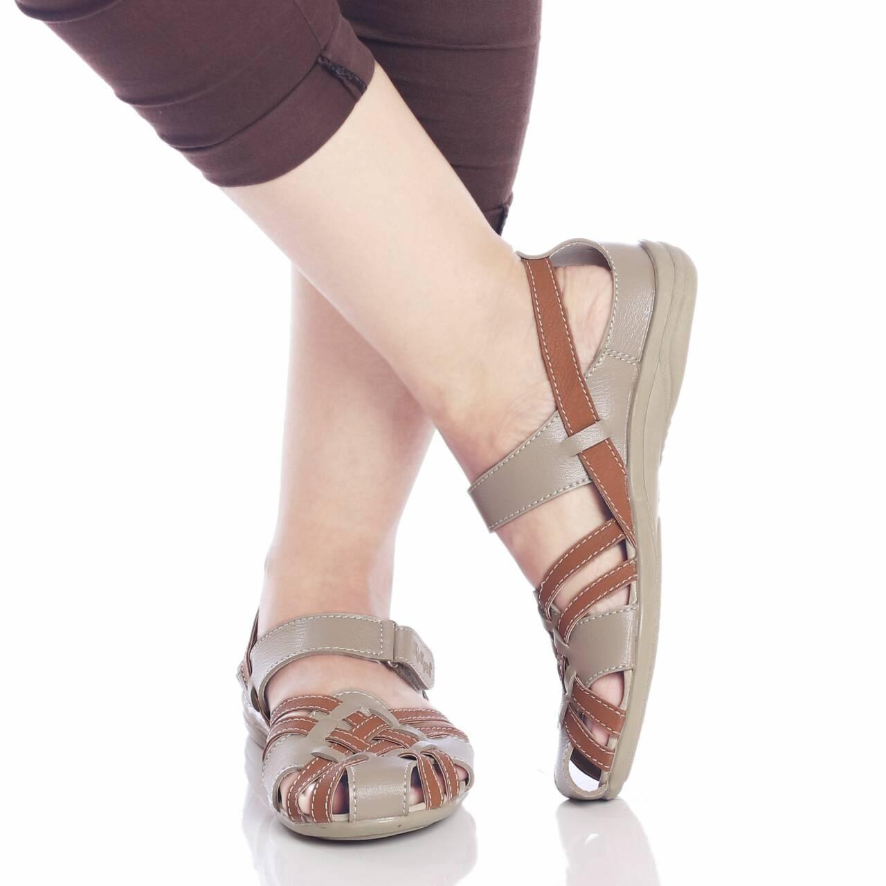 Cek Harga Baru Promo Sepatu Sandal Murah Wanita Cewek Kickers Grosir ... 4da038626b