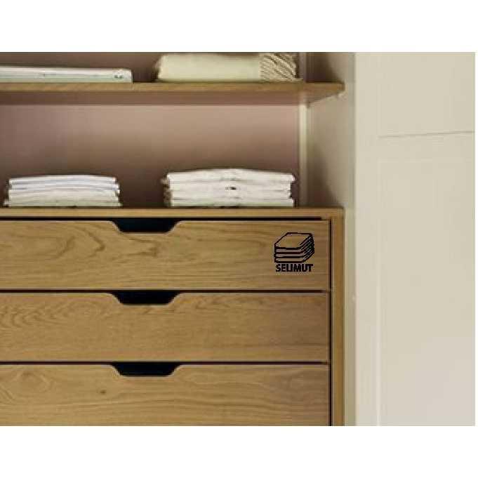 Stiker Nama Fashion Cabinet Rak Kitchen Set Sticker Dapur Custom Tag Murah Cantik dan Elegant