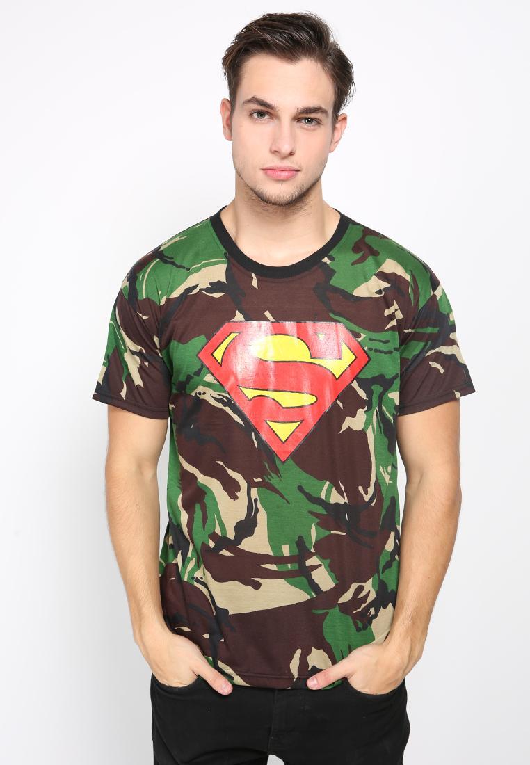 Fitur Kamogears Kaos T Shirt Army Dan Harga Terbaru Info Singlet Pria Superhero Distro Anime