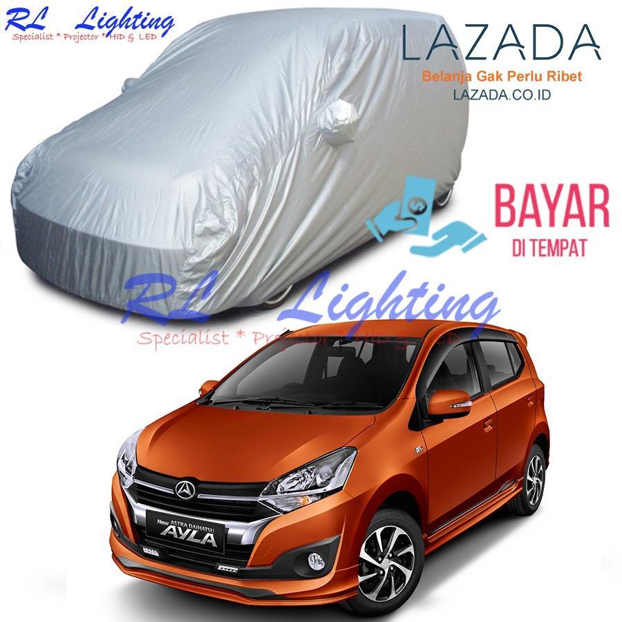 Harga 1Bh Body Cover Mobil Ayla Polyster Baru