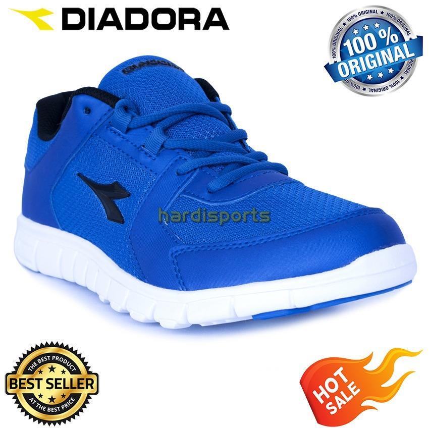 Spek Sepatu Running Fitness Diadora Clay Indonesia