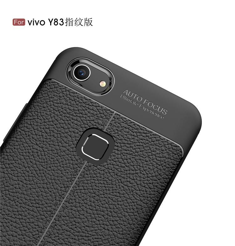 ... Caselova Ultimate Experience Shockproof Premium Quality Hybrid Case For Vivo Y83 - Black - 4 ...