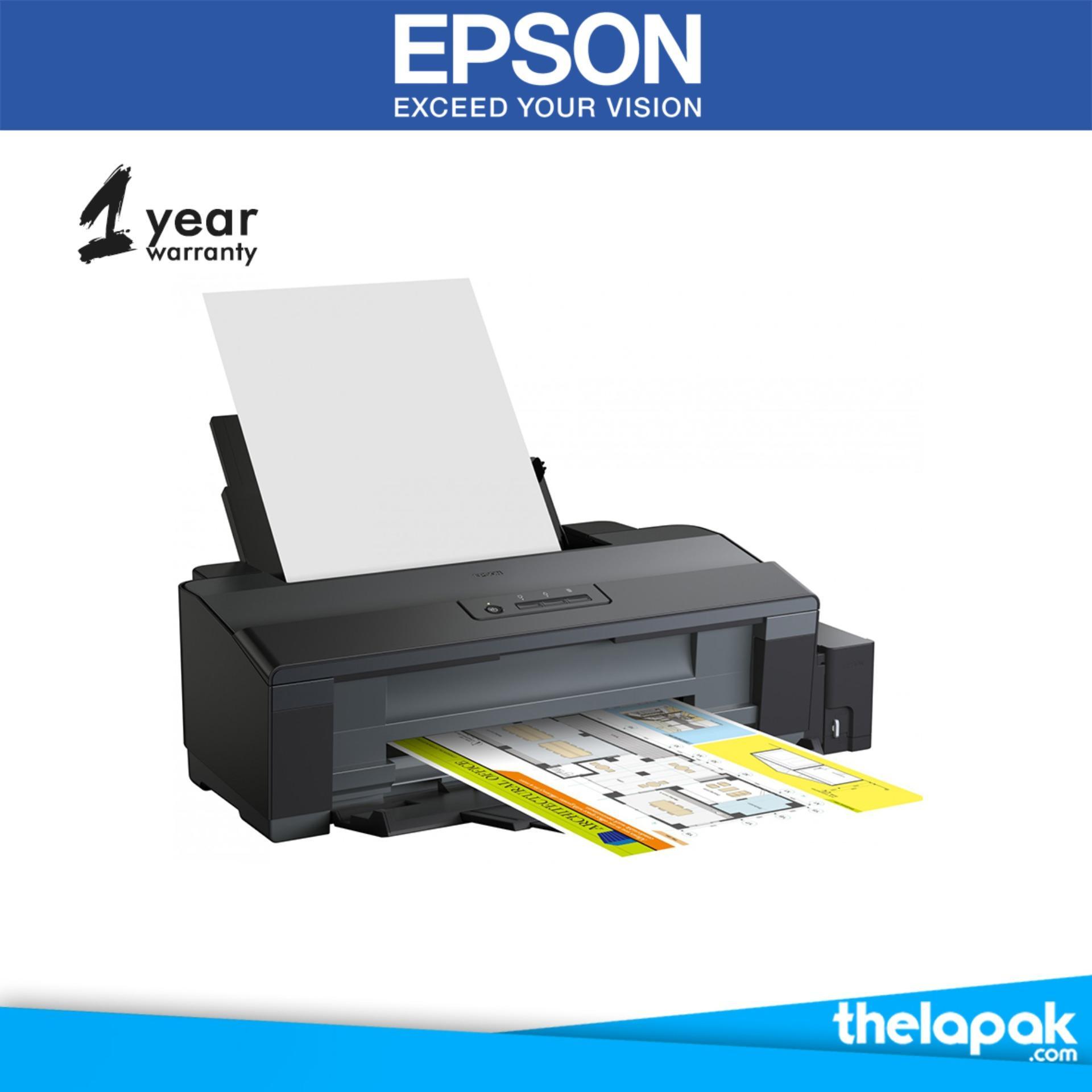 Harga Epson L1800 Tank Printer A3