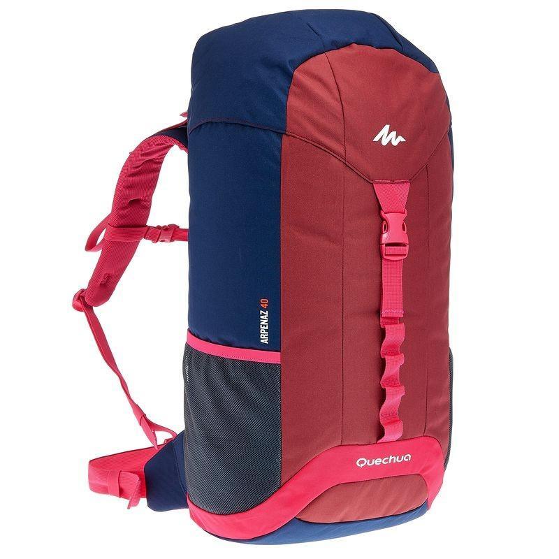 Jual Decathlon Tas Hiking Backpack Quechua Uk 10l Merah Harga ... 037cf2abd5