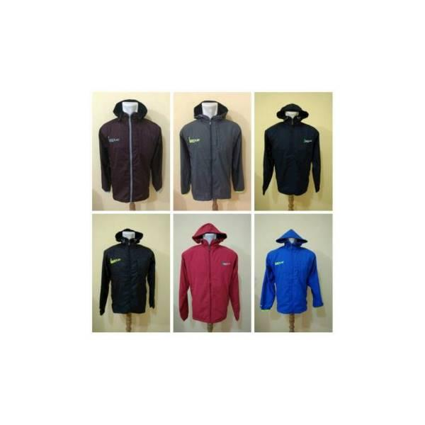 JAKET PARASUT / RUNNING / WINDRUNNER LEAGUE (Dalam Puring)