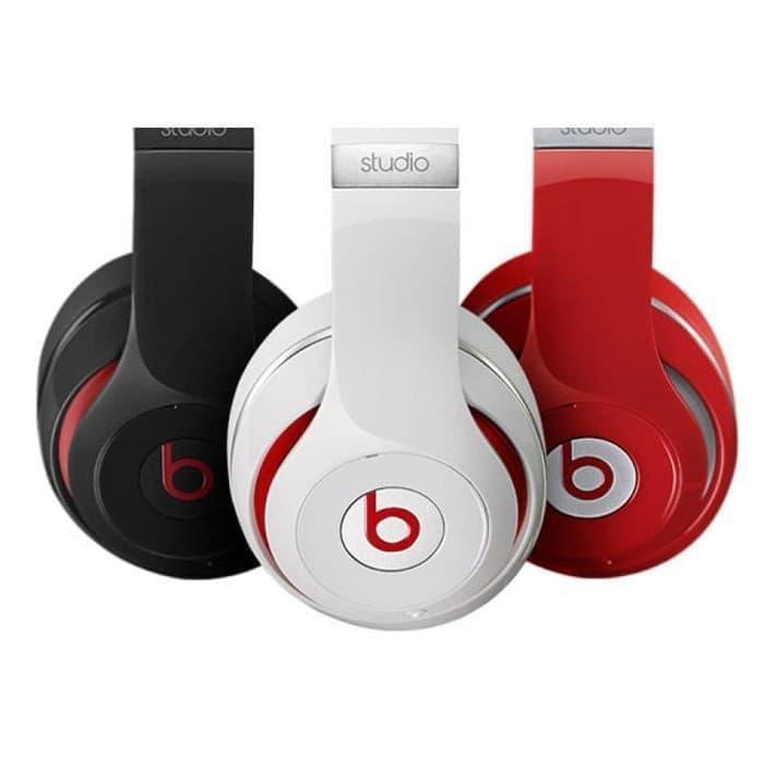 Detail Gambar Headset Bluetooth Beats Studio STN-13 . Headphone . Hedset Stereo Beat Terbaru