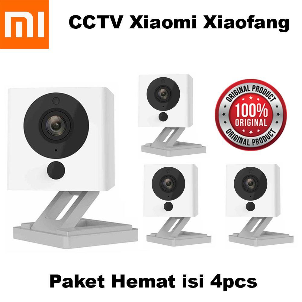 Xiaomi Xiaofang CCTV Kamera IP Cam Portable Mini Camcorder Night Vision 8X Digital Zoom 1080P Cam