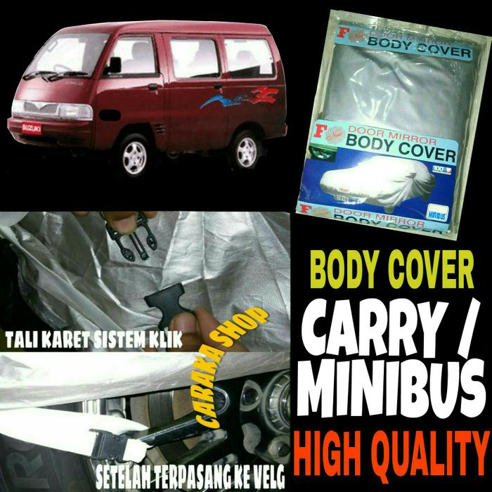 Body Cover CARRY FUTURA Sarung Penutup Tutup Bodi Mobil Minibus Carry