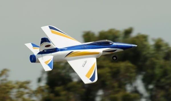 Dynam Meteor V2 70mm (Retract landing gear) PNF - Pesawat RC