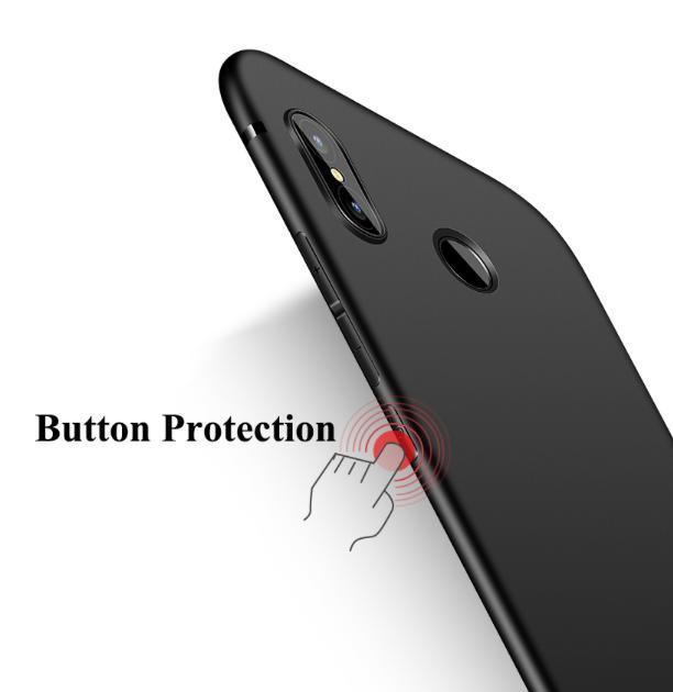 ... Kenzoe - Xiaomi Redmi Note 5 - Casing Original UltraSlim Premium Shockproof Hybrid Full Cover Series