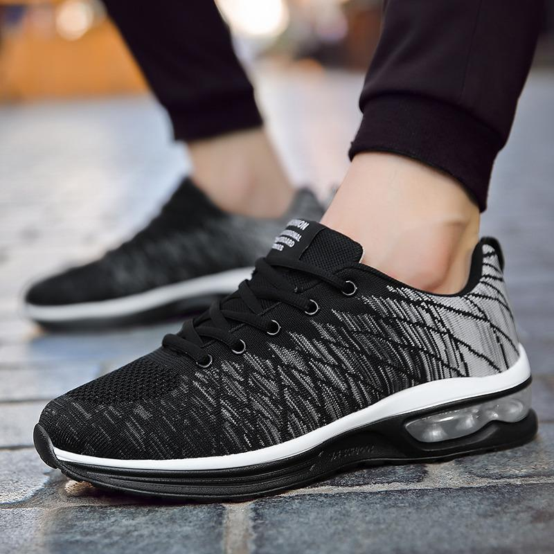 Beli Pria Fashion Sepatu Atletik Outdoor Sepatu Bernapas Sepatu Sepatu Lari Intl Pattrily Murah