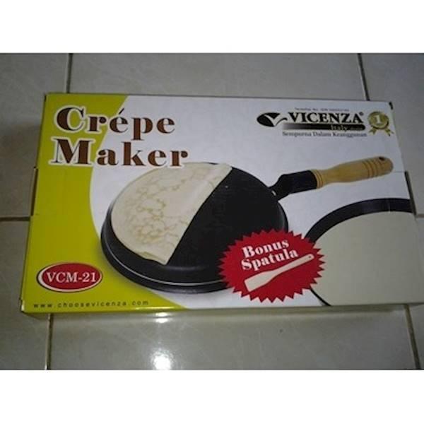 Vicenza Crepe / Crepes Maker / Wajan Kwalik Vcm-21 - K7tvbm
