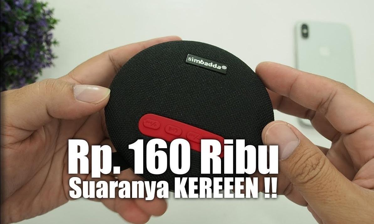 ... Speaker Portable Music Simbadda CST 310 CST310N BT Radio Memory slot - 3