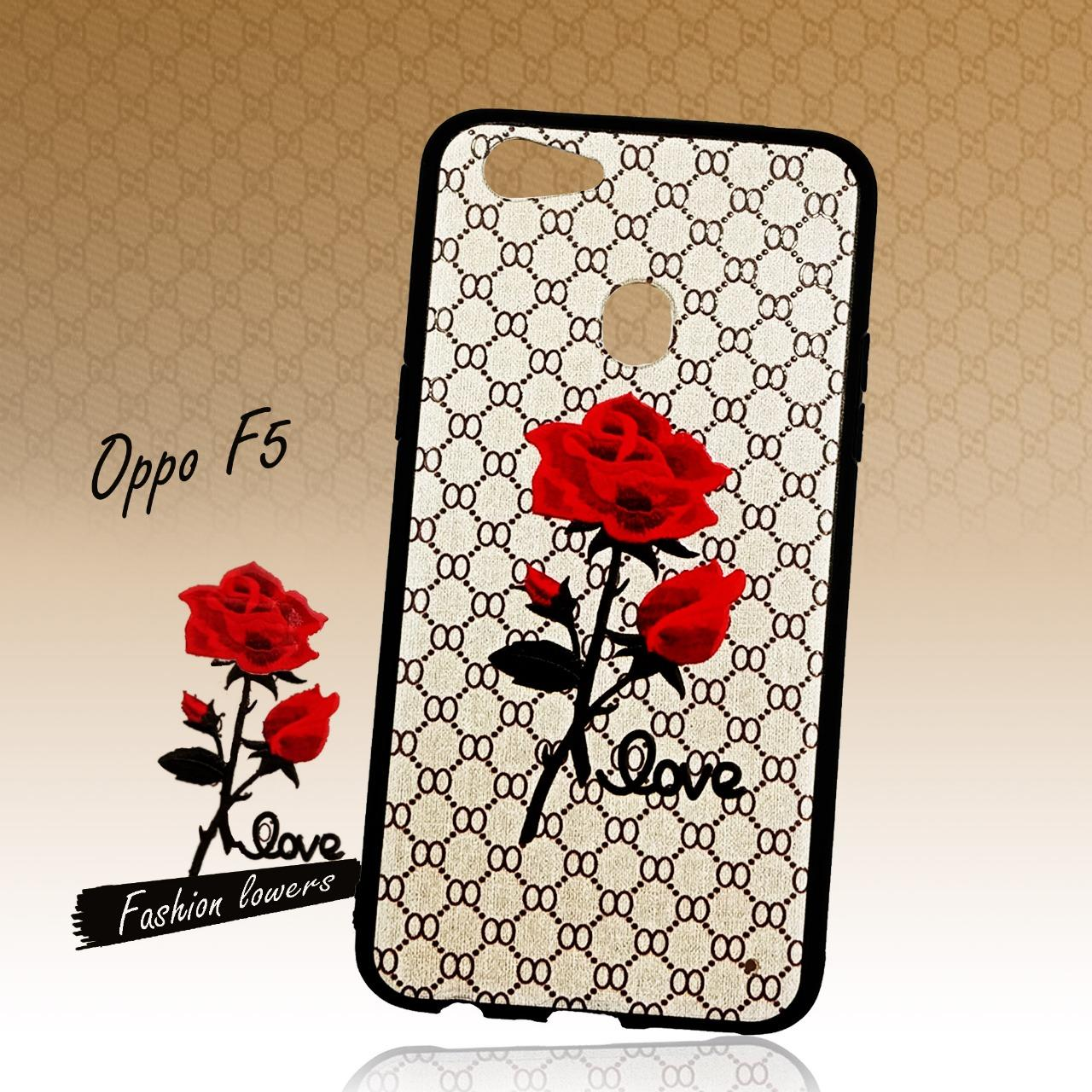 Softcase Fashion Phone Case New Oppo F5