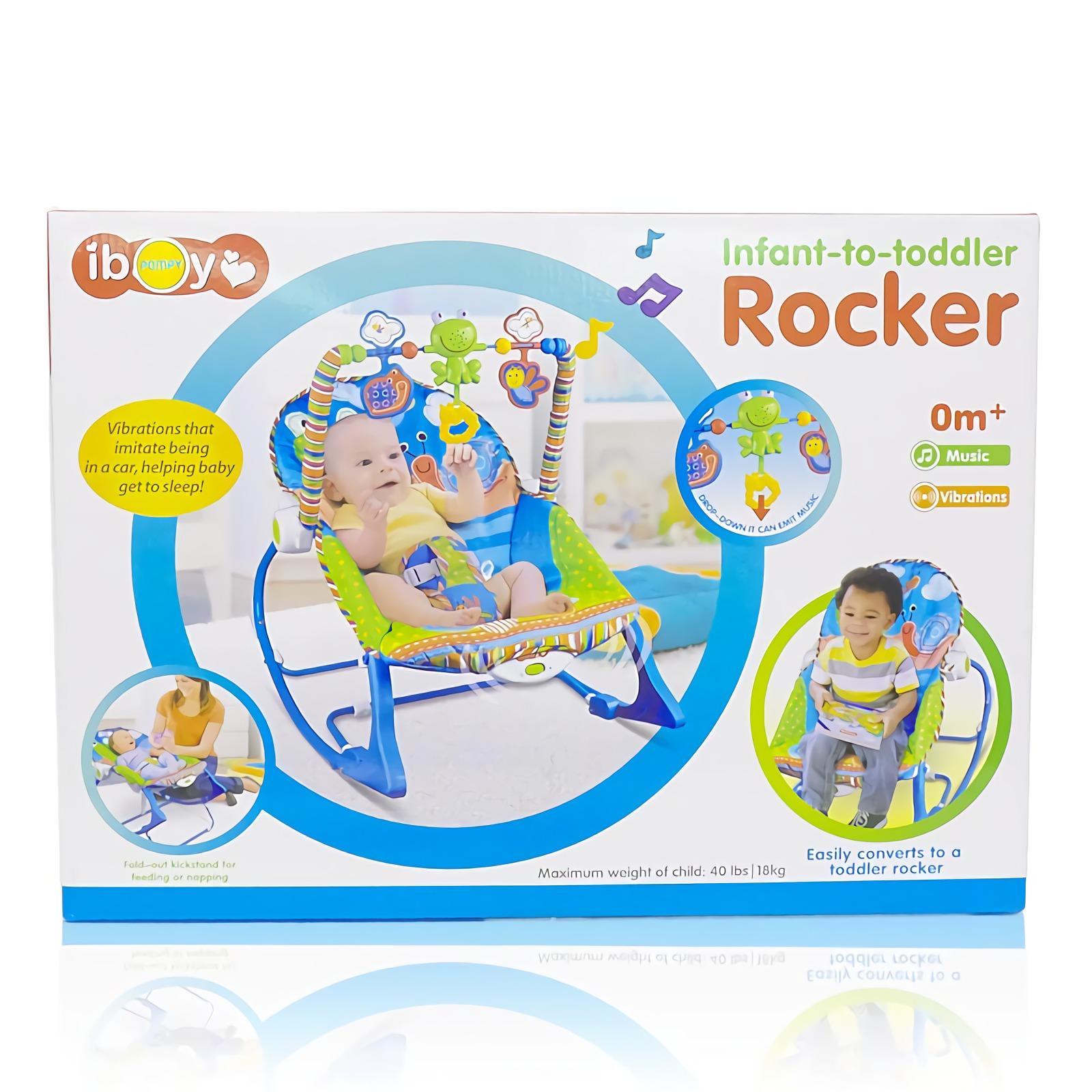 Fitur Sugar Baby Toys Deluxe Musical Vibration Bouncer Ayunan Pompy Bayi Pa 68110 0 5 Tahun Max 18