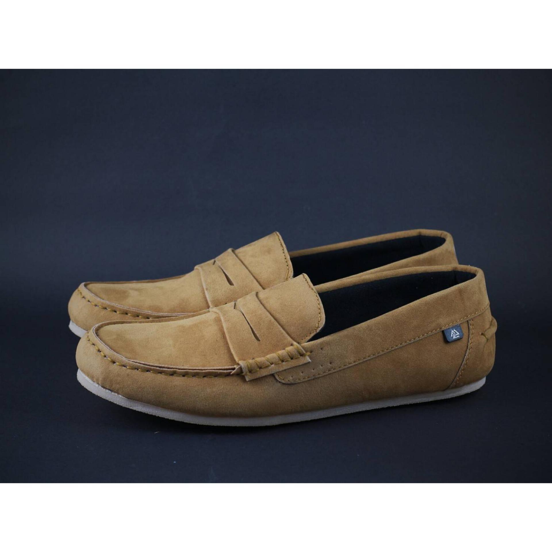 Cek Harga Baru Sepatu Casual Slip On Pria Reyl Sepatu Santai Pria ... 82445da625
