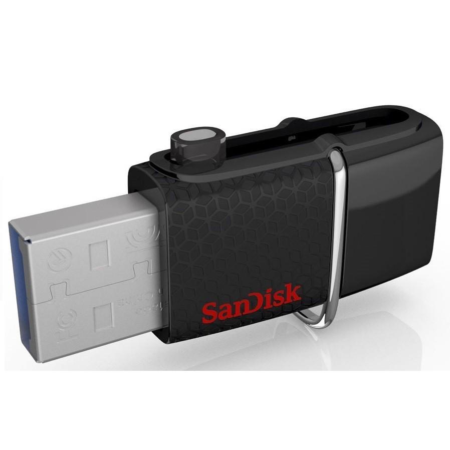 Detail Gambar Sandisk Ultra Dual 16GB USB OTG Drive 3.0 GARANSI RESMI Terbaru