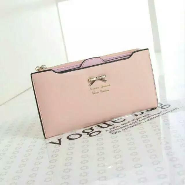 ... NOOGAA - Dompet Wanita Panjang Impor Simple Ribbon Belagio Forever Friends - 3 ...