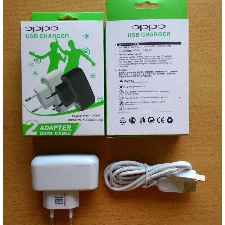 Oppo Travel Charger Micro USB 5V -1000mA Compatible with any Smartphone
