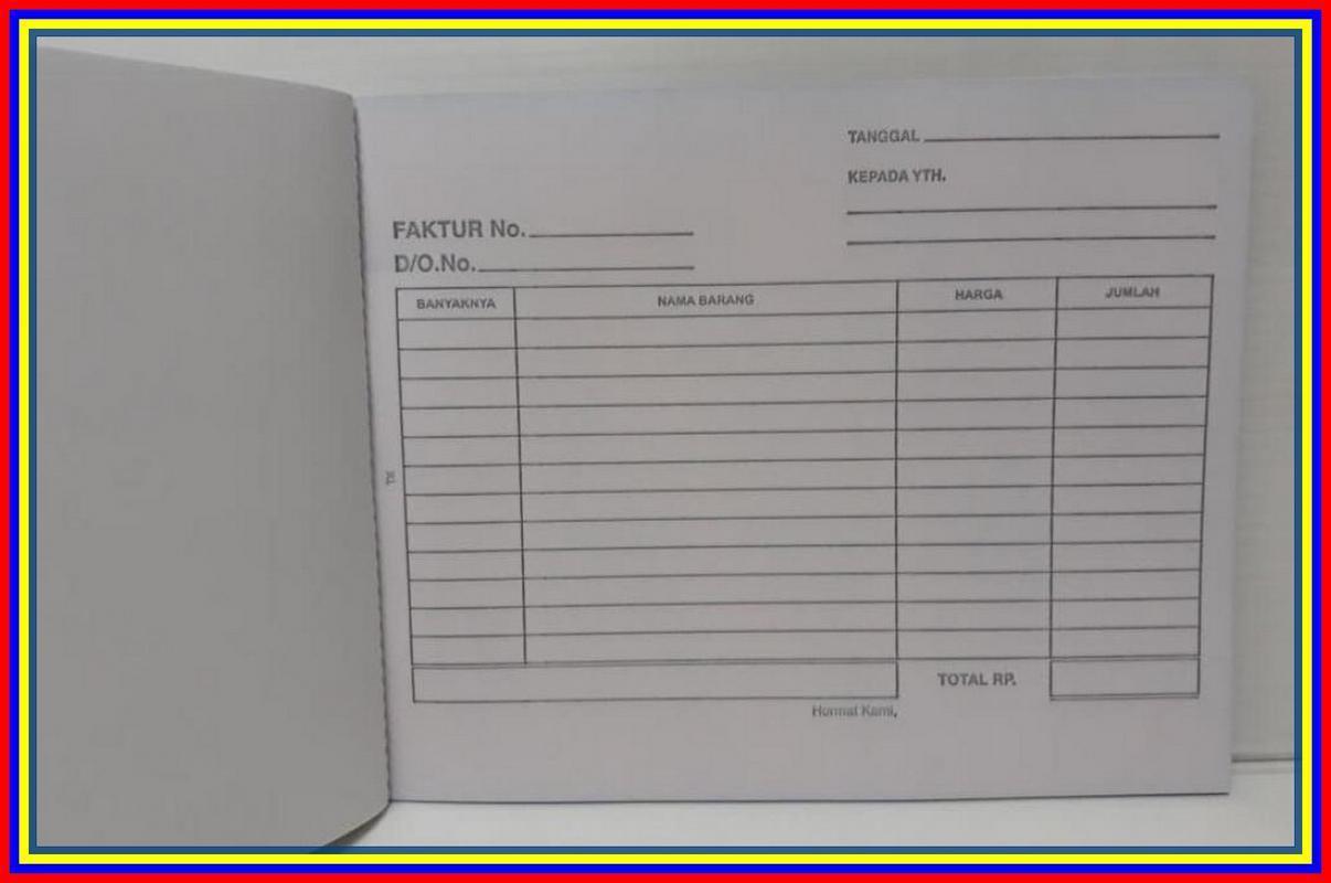 Kelebihan Paperline Buku Faktur 3 Rangkap Ncr Terkini Daftar Harga Nota K2 2ply Detail Gambar Terbaru