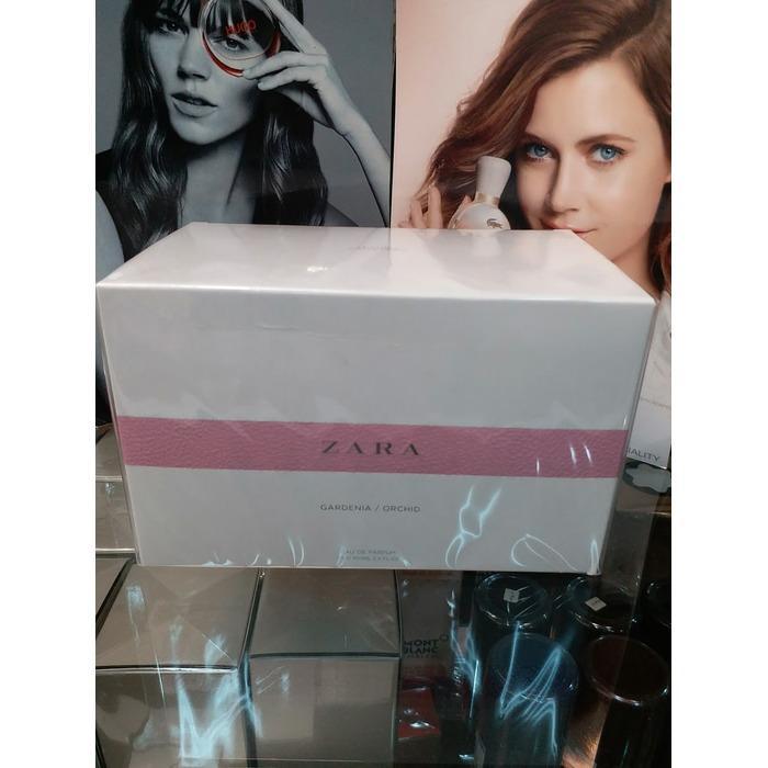 Original Parfum Zara Gardenia + Orchid Set isi 2pcs