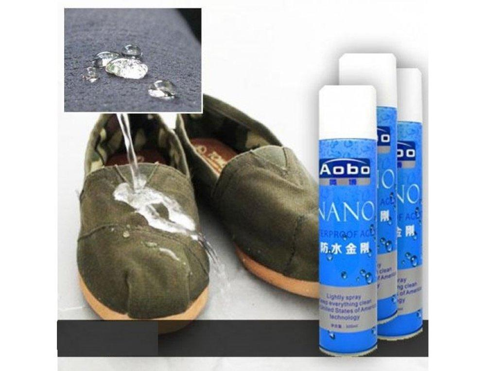 AOBO Mirip UMBRE Waterproof Spray Water Repelent Sepatu Sneakers Kulit Kain Anti Air Go ShoppingNow