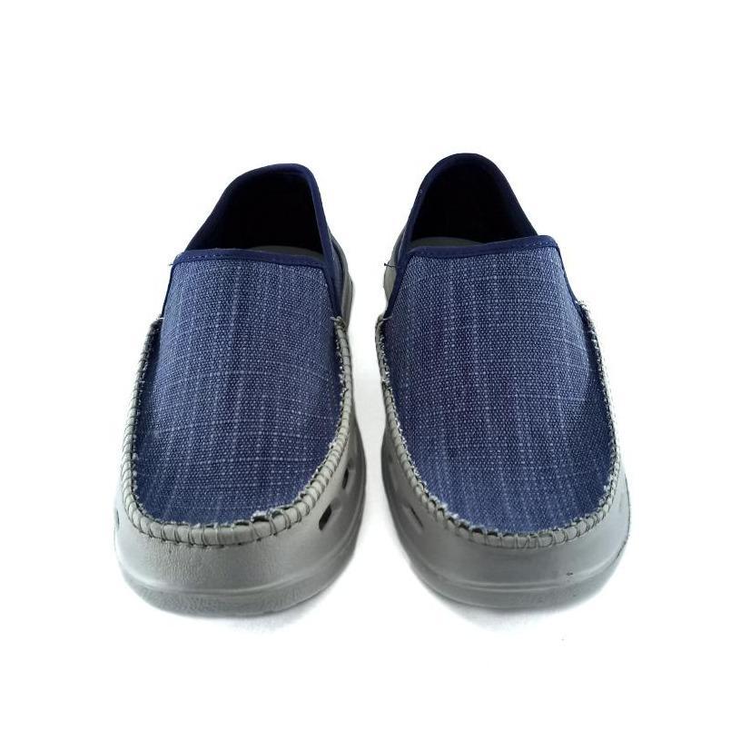 Toko Sepatu Slip On Pria Ardiles Richesse Blue 38 43 Murah Indonesia