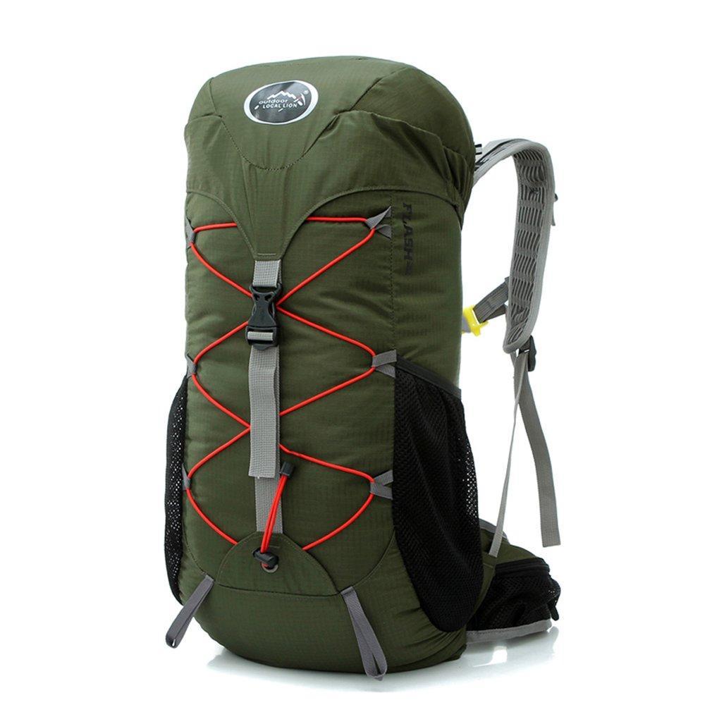 30L Kapasitas Luar Ruangan Pendakian Gunung Ransel Daki Gunung Kemah Olahraga Ransel
