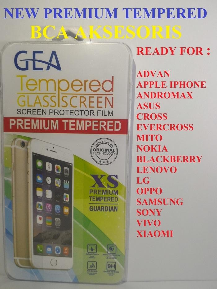 TEMPERED GLASS SAMSUNG GALAXY ALPHA - G850 - ANTI GORES KACA