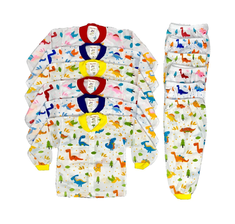 Features Kembarshop Set 6 Pcs Celana Pendek Bayi 1 2 Tahun Motif Baju Bayie Setelan Anak Lengan Panjang Lucu