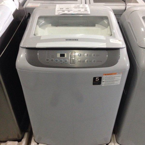 Samsung Mesin Cuci Bebas ActiveWash WA11J5710SG/SE - kapasitas 11 kg