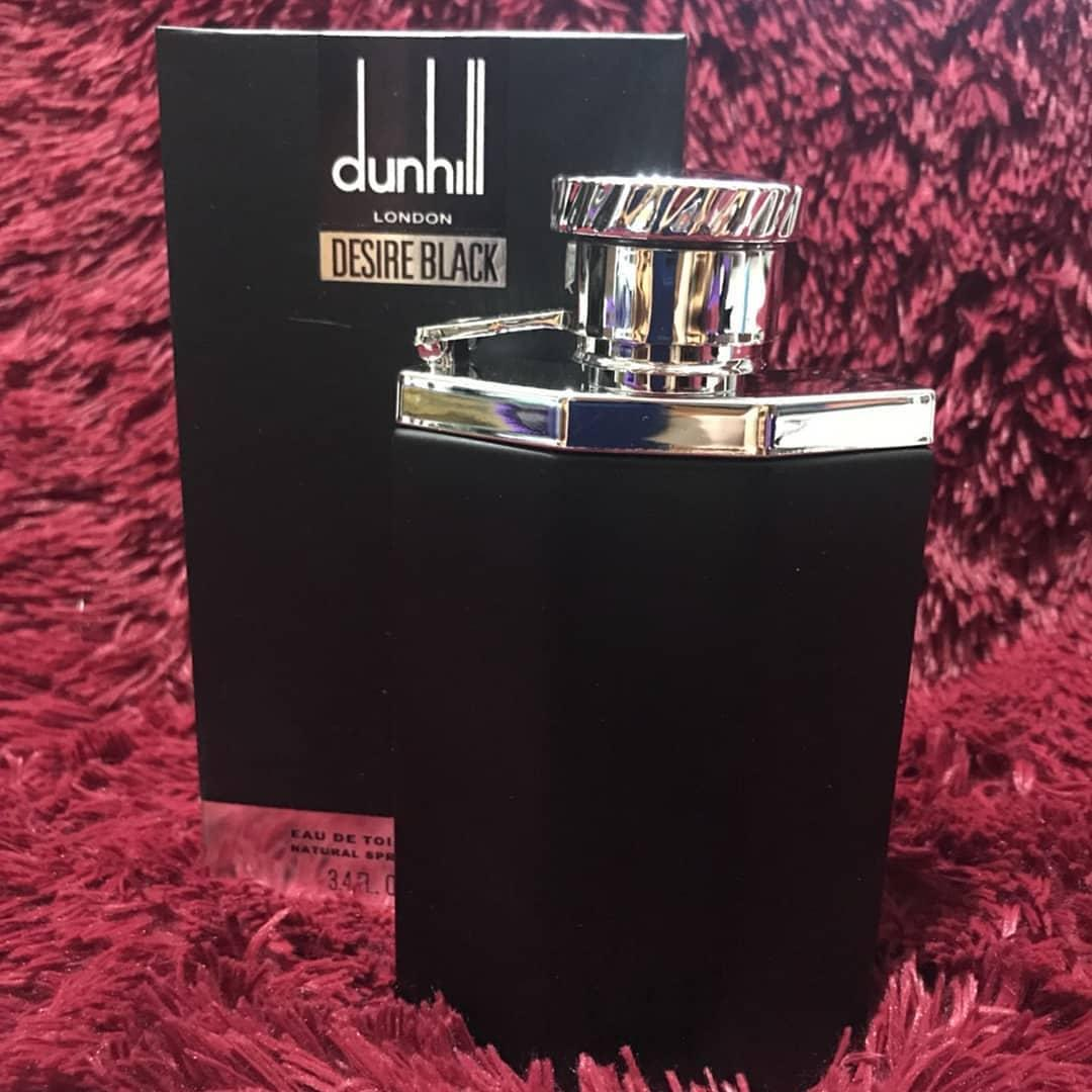Dunhill Desire Black Man EDT Parfum 100 mL (Original From Singapore) Bisa Pembayaran COD