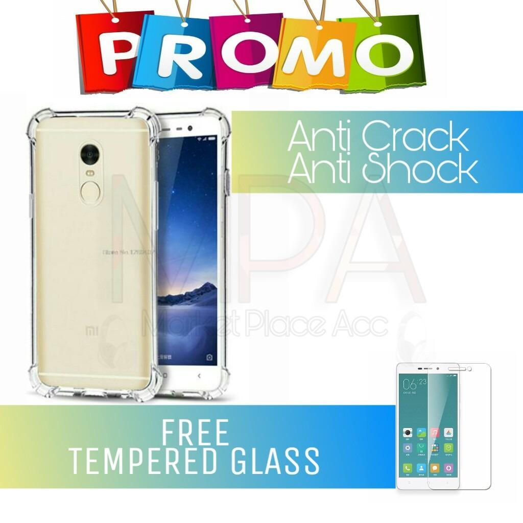 Case Anti Shock / Anti Crack Elegant Softcase for Samsung Galaxy J1 Ace - White Clear