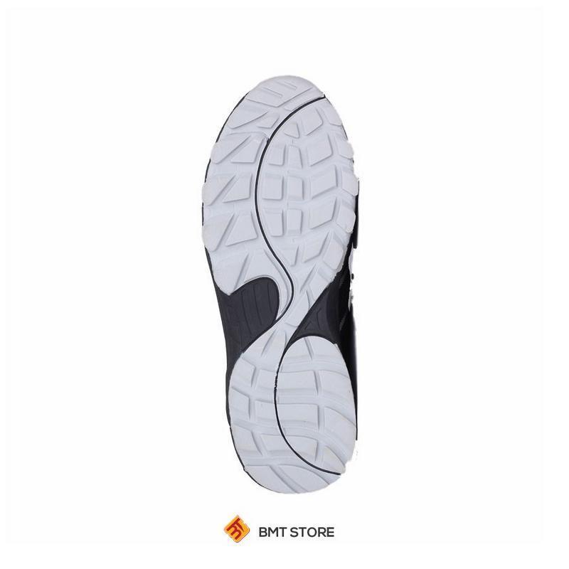 ... Sepatu Sneaker Olahraga Lari dan Joging Pria Catenzo DY 046-687 Hitam Kombinasi - 5