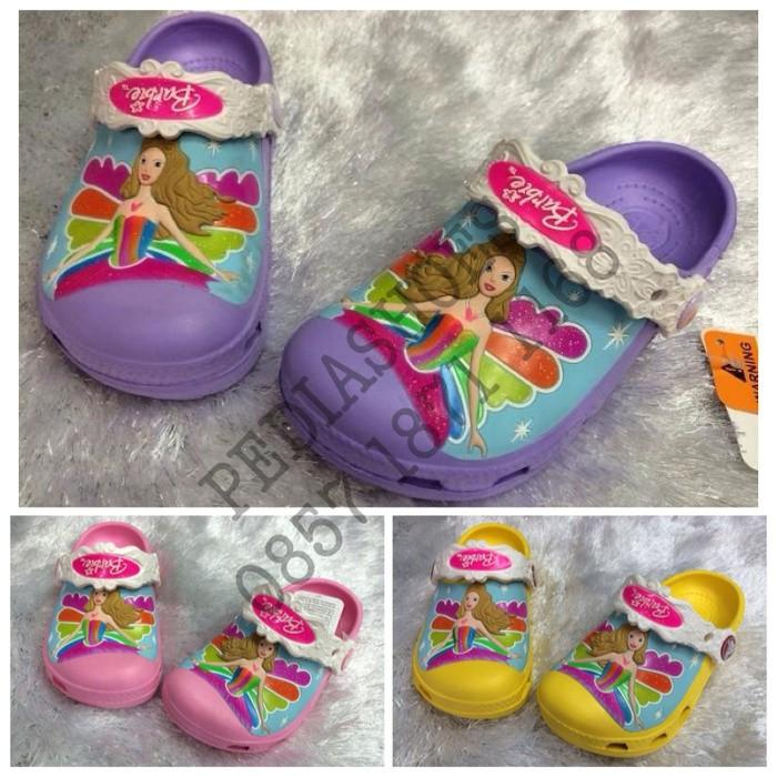 Sandal Crocs Anak Barbie Clog Original (Grosir Dan Eceran) - Reedaf