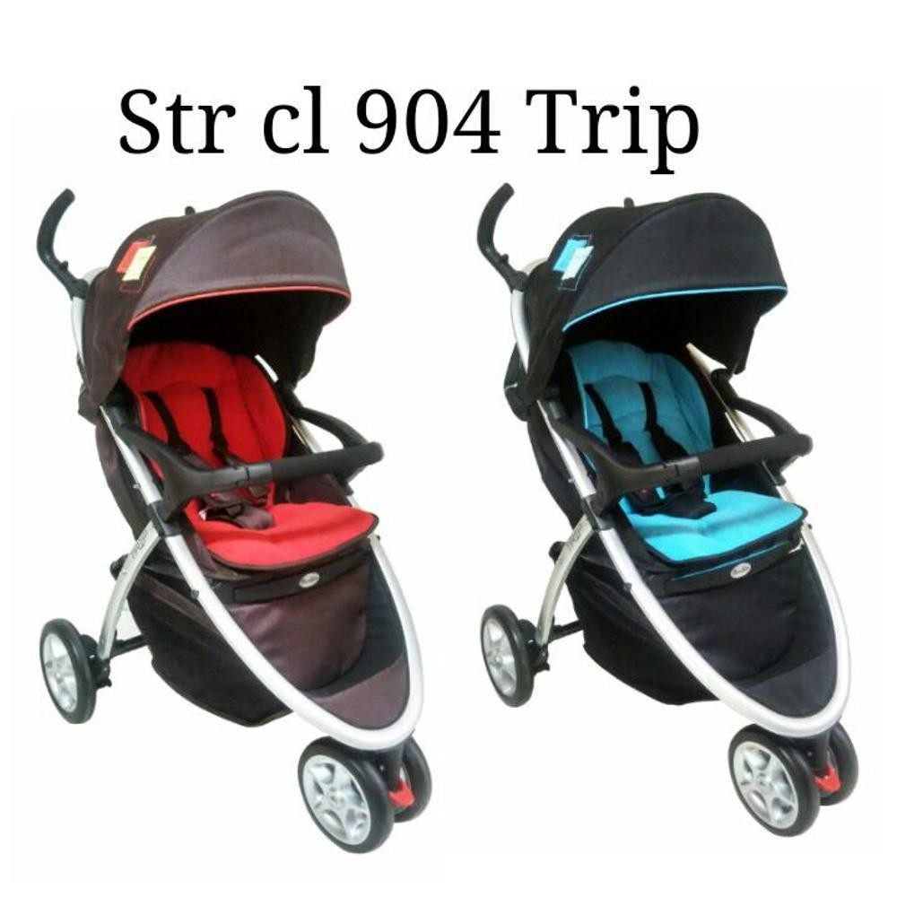 PROMO.......Stroller Cocolatte Trip CL 904 - kereta bayi