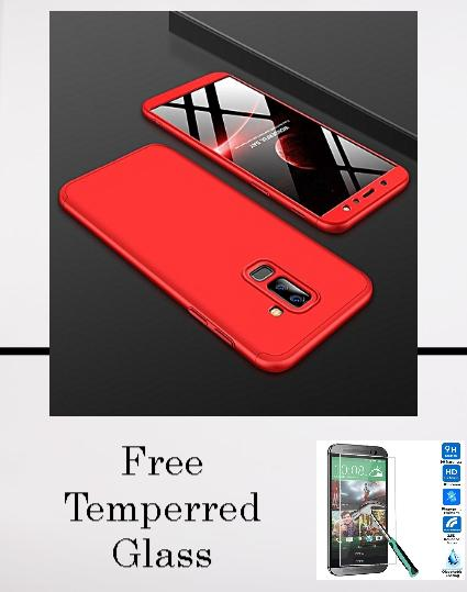 Fitur 360 Degree Full Protect Hard Pc Cases For Samsung Galaxy A6