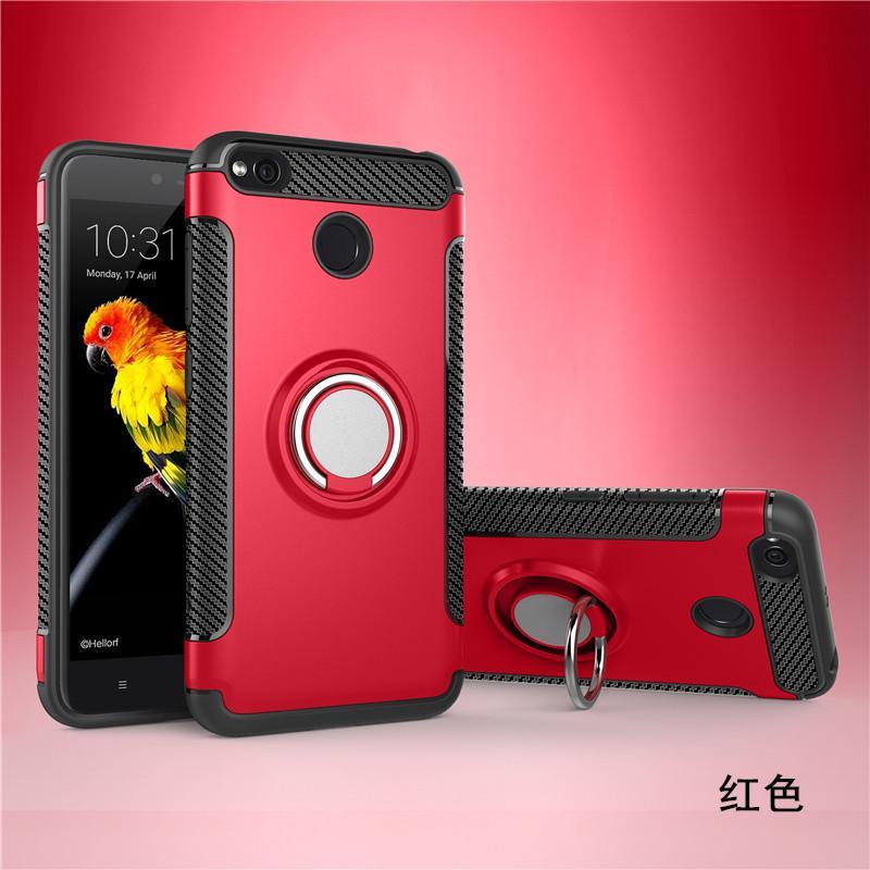 GNMN Casing HP Xiaomi Redmi Casing Cincin Armor