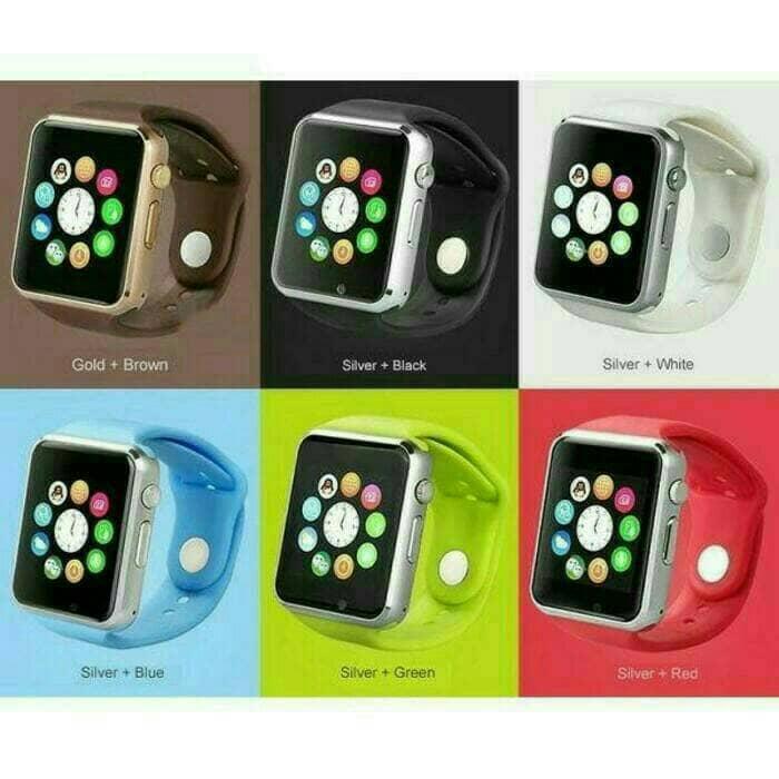 Smartwatch Waterproof / Smartwatch Android / Smart Watch Original Garansi / Jam Tangan .