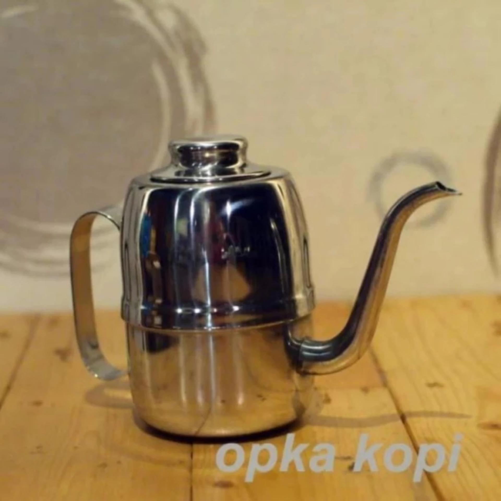 Kettel Leher Angsa 540 - Teko Leher Angsa 540 - Kettel Manual Brew