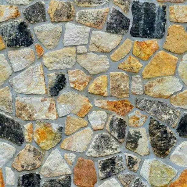Detail Gambar Grosir murah wallpaper sticker dinding kamar ruang indah bagus cantik elegan batu alam hitam kuning putih tulang Terbaru
