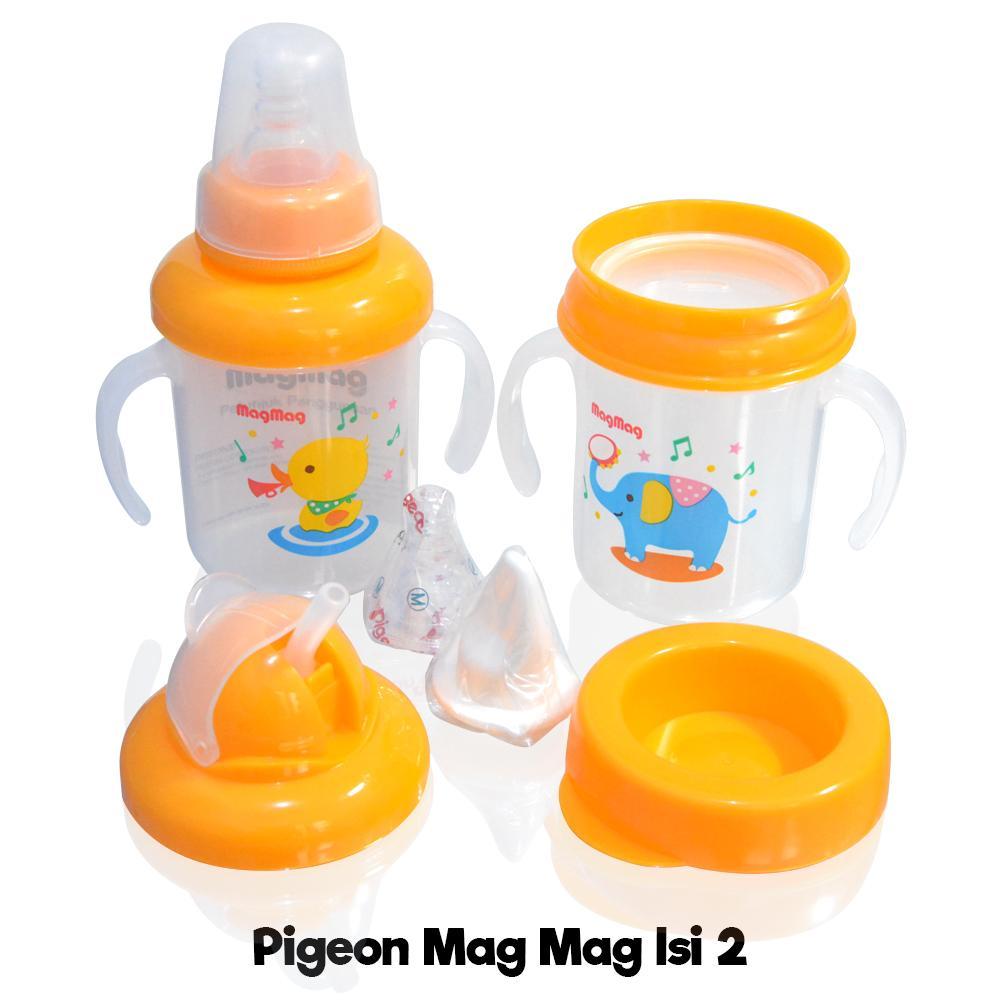 Kelebihan Pigeon Feeding Set Mag Terkini Daftar Harga Dan Isi 2 Training Cup