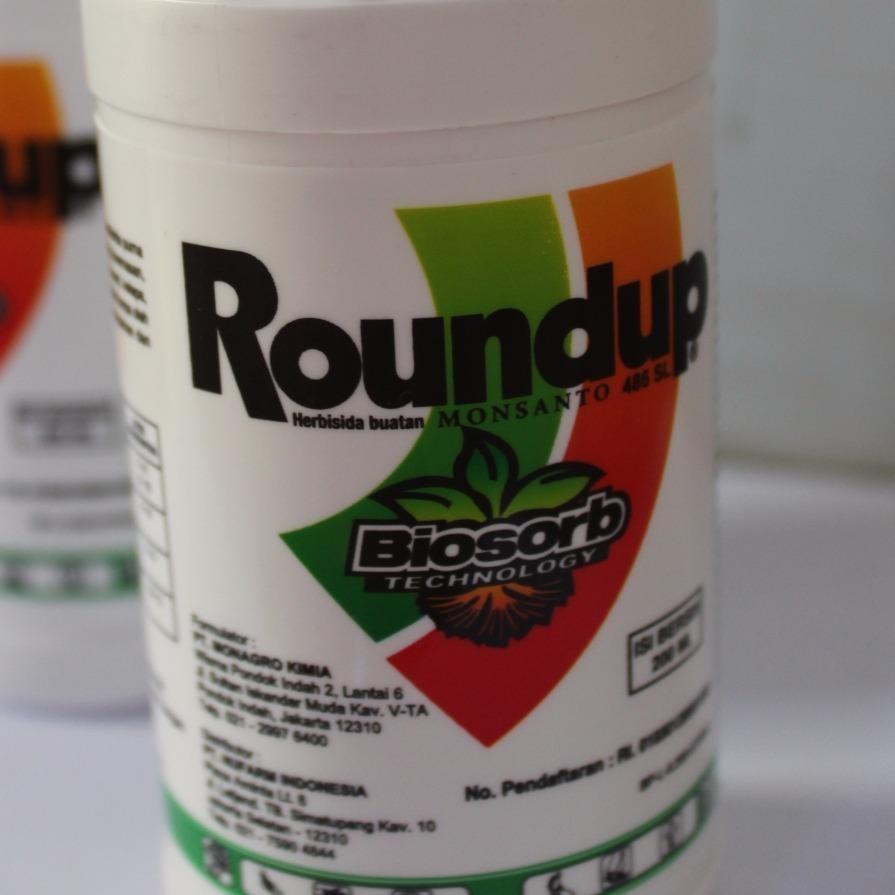 Pembasmi Rumput Herbisida Roundup 200 ml