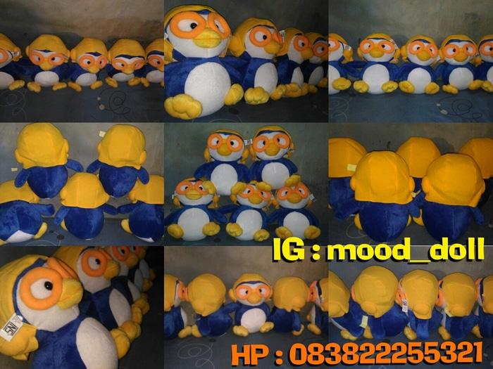 Boneka Mainan anak Pororo The Little Pinguin grade super ORI SNI murah