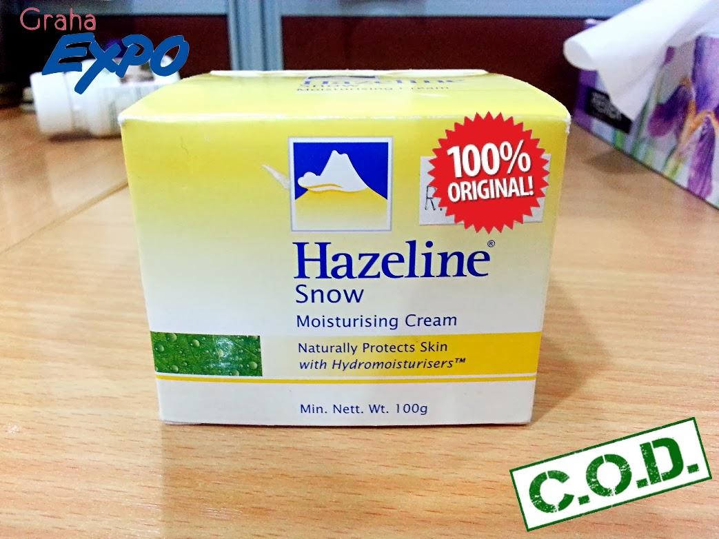 ... Detail Gambar Hazeline Snow Kuning Malaysia Original Terbaru