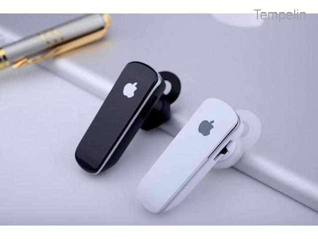 Handsfree Bluetooth For Iphone 4.1 BLACK / WHITE