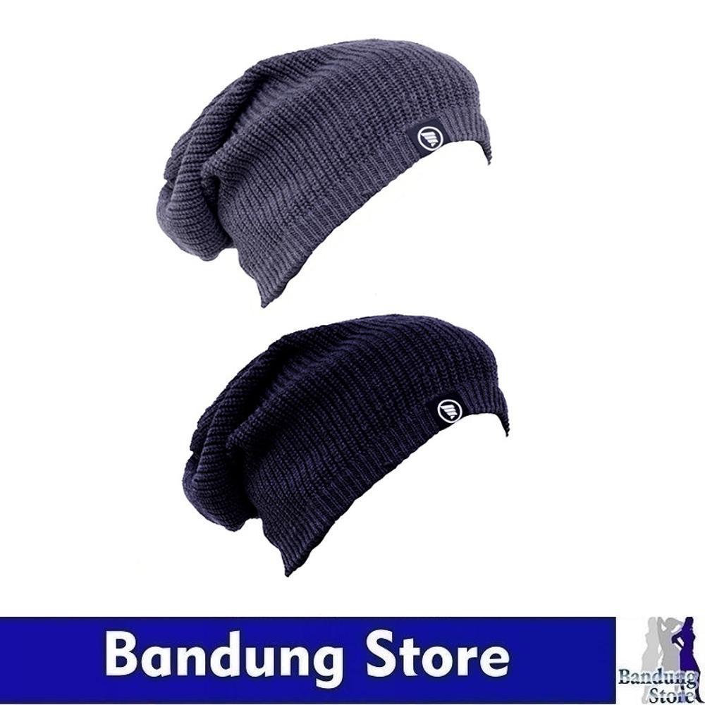 Topi Kupluk Pria (HRCN) - H 9090 di lapak Bandung Store bandung_store