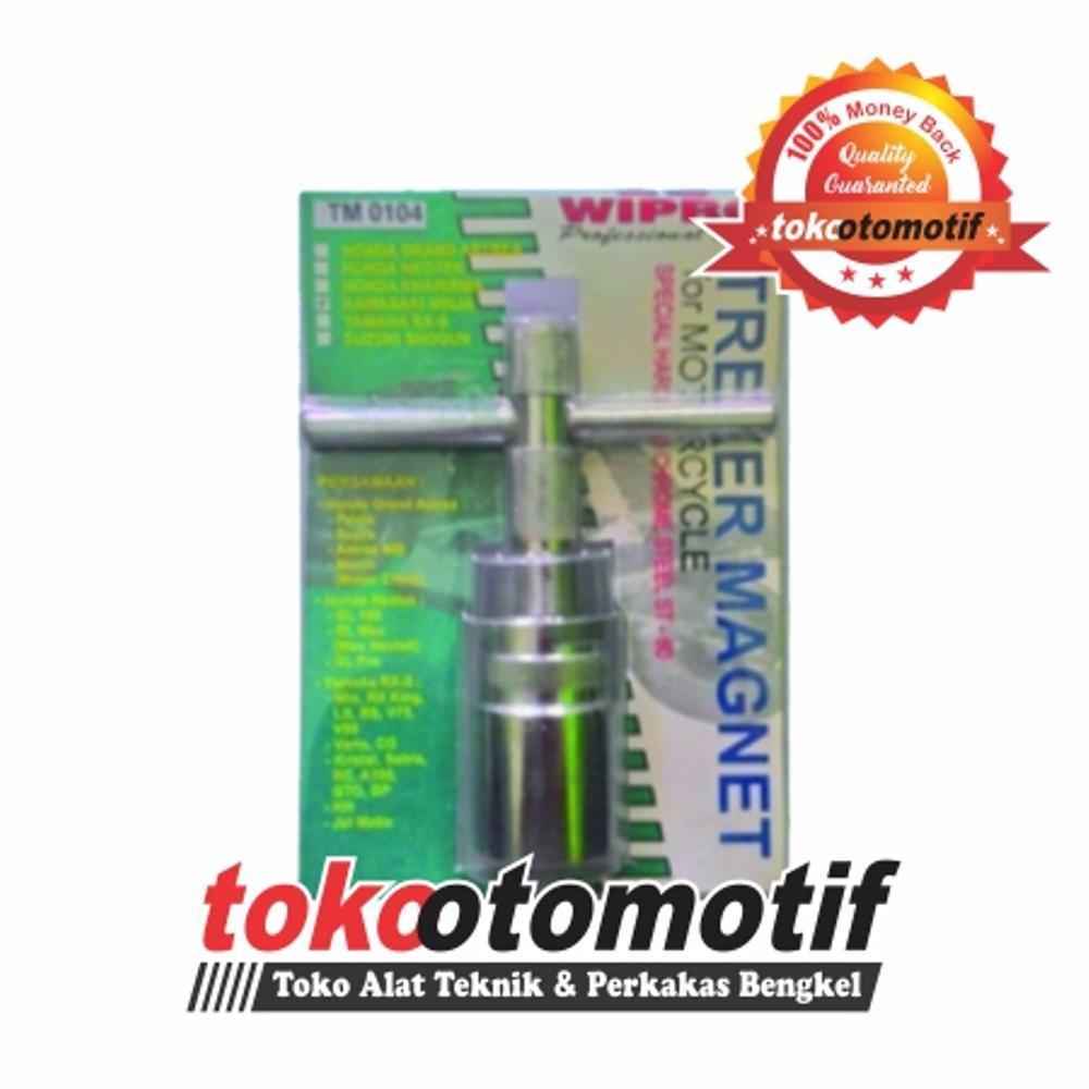 Kunci Treker Magnet / Magnet Puller Kawasaki Ninja ( Top Quality ) Alat Lepas Magnet Motor / Alat Bengkel
