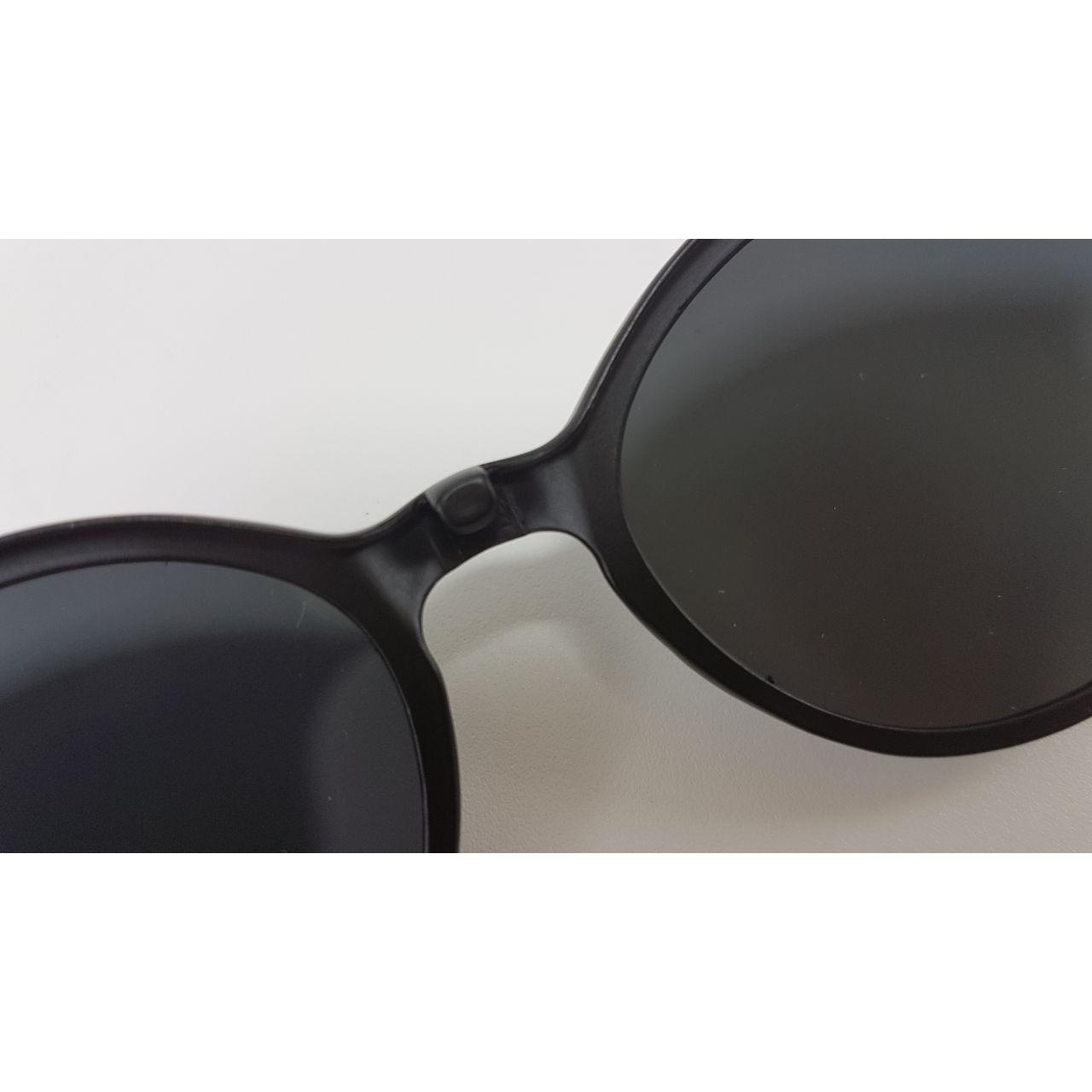 Frame Kacamata Minus Fashion Clip On 2223 Sunglasses Pria Wanita - 3 . b169d4cb91