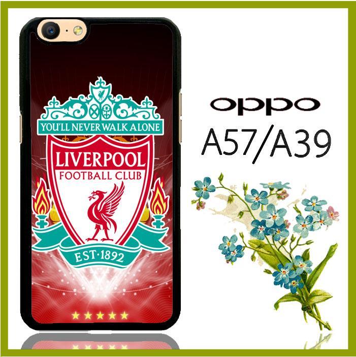 liverpool logo X3474 Oppo A57 / Oppo A39 Custom Case